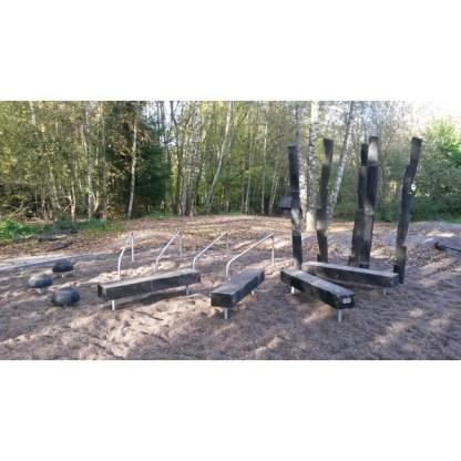 G3664 Parkoursystem från Woodwork AB