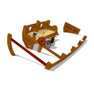 Woodwork AB-anpassad-sandlek