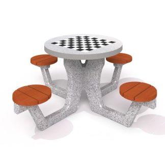 IP-MR-80003 Schackbord från Woodwork AB