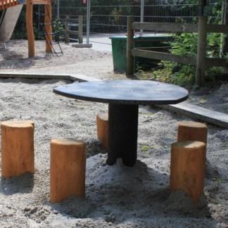 J02-041 Sandlådebord från Woodwork AB