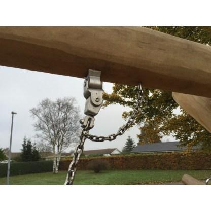 Säkerhetskedja till gungor från Woodwork AB