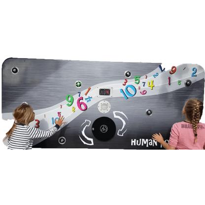 Spelvägg, interaktiv lek, playnetic, Woodwork AB