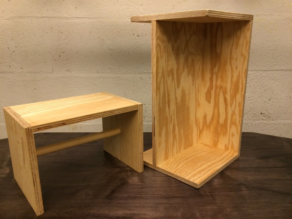 A Taste of Woodwork - Build Your Own Hocker