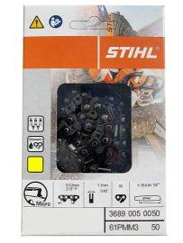 STIHL 61PMMC3-50 Oilomatic Picco Micro Mini Comfort 14-Inch Saw Chain