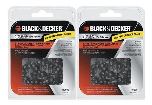 Black & Decker LP1000 chainsaw chain