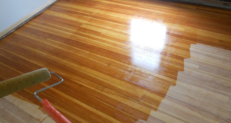 Lacquer Wood Finish