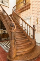 21 Amazing And Inspiring Wooden Stairs