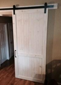 Decorating  Antique Barn Doors