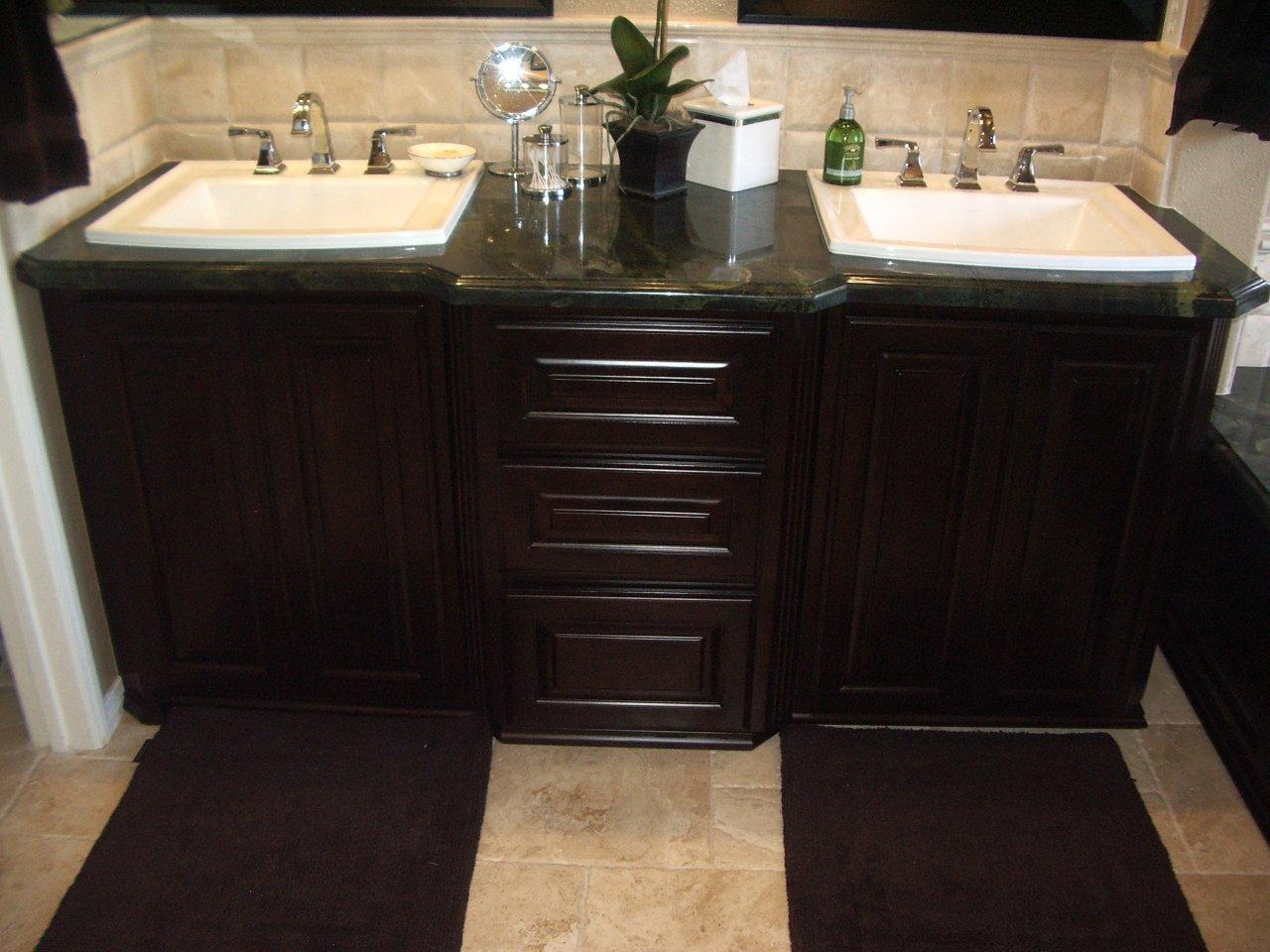 Bathroom Vanity San Diego Get A New Bathroom Vanity Woodwork Creations