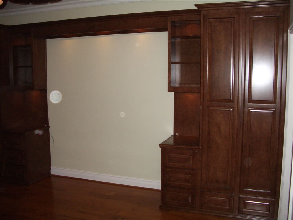 Murphy Beds And Bedroom Cabinets Woodwork Creations
