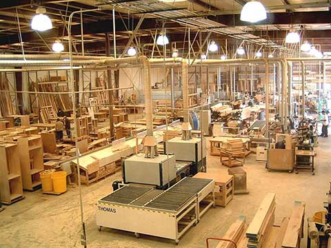 Using technology to build cabinets  Woodwork Creations