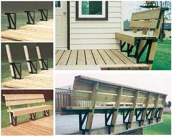 Woodworker Com Easily Install Bench Seating Using