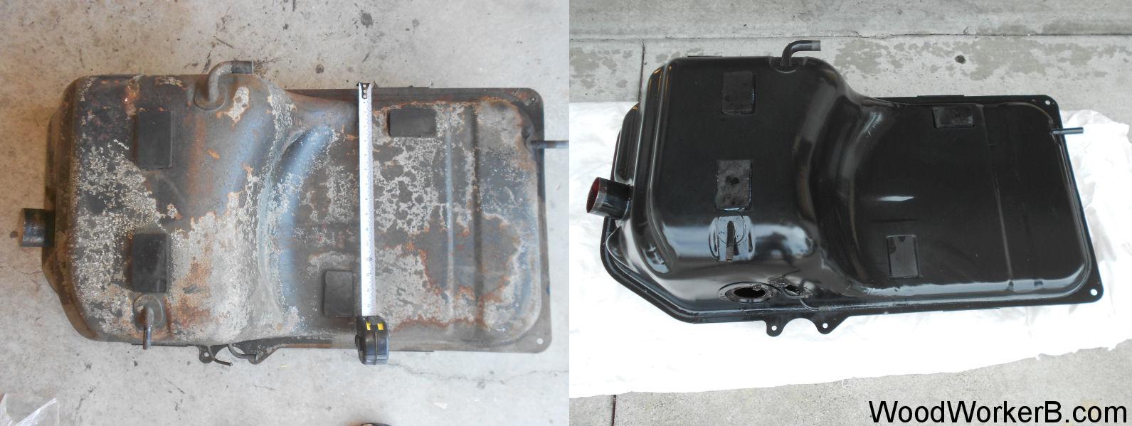 240Z – Fuel Tank | WoodWorkerB