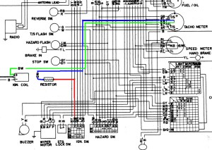 73 240z Wiring Diagram  AIO Wiring Diagrams
