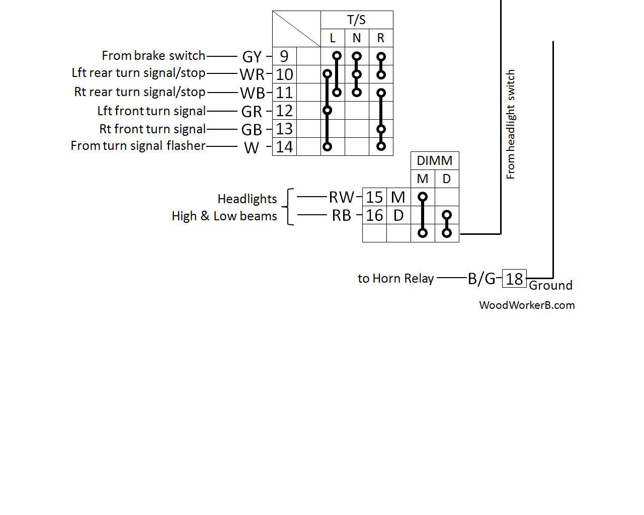 kubota starter solenoid wiring diagram 3 way switch power into light l3600 l285