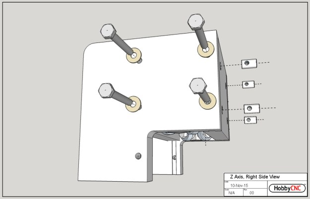 Z-Axis Assembly 4
