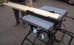 Jobsite VS Contractor Table Saw