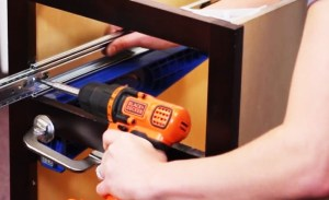 How to Install Drawer Slides on Face Frame Cabinets