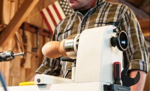 JET 1221VS Wood Lathe Review