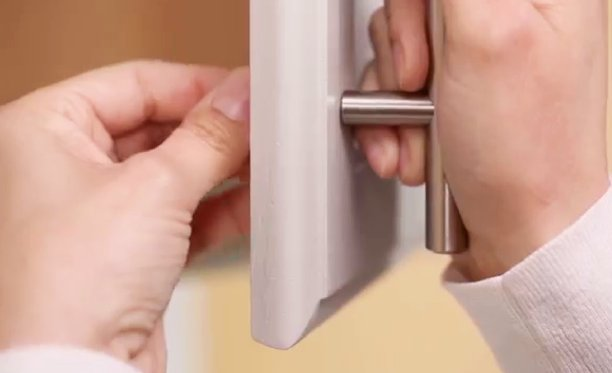 How to Install Cabinet Pulls