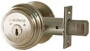 Medeco 11TR50319 Maximum Residential Deadbolt Lock