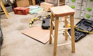 How To Make A Wooden Stool