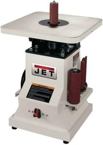 JET JBOS-5 Benchtop Oscillating Spindle Sander, 1-2 HP, 1PH 115V (708404)