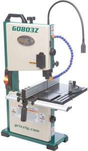 Grizzly Industrial G0803Z - 9 Inch Benchtop Bandsaw