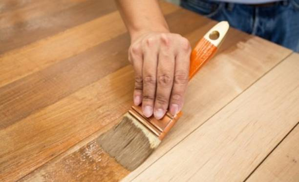 Different types of wood fillers