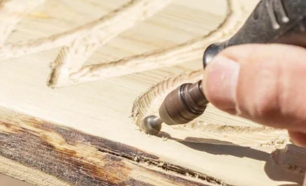 How to Carve Wood with Dremel