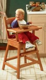 Baby High Chair Plans