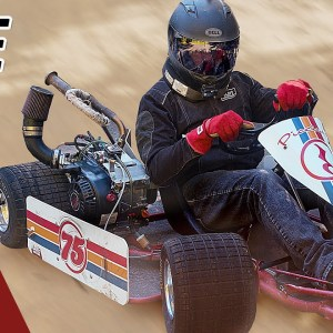 We're finally racing! How a race day works plus results! Dirt Oval Kart Racing.