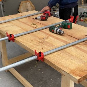 The Carpenter's First Job Has To Do // How to Build a DIY Workbench