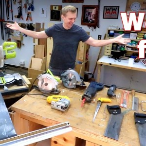 Let's look at all my saws.