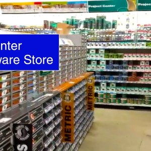 What's the difference between a home center and a hardware store? #shorts