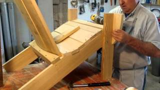 adirondack chairs kits luxury leather office uk chair woodworking challenge