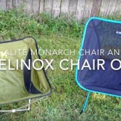 Alite Mantis Chair Hire Covers Northern Ireland Designs Vs Helinox One Woodworking Challenge