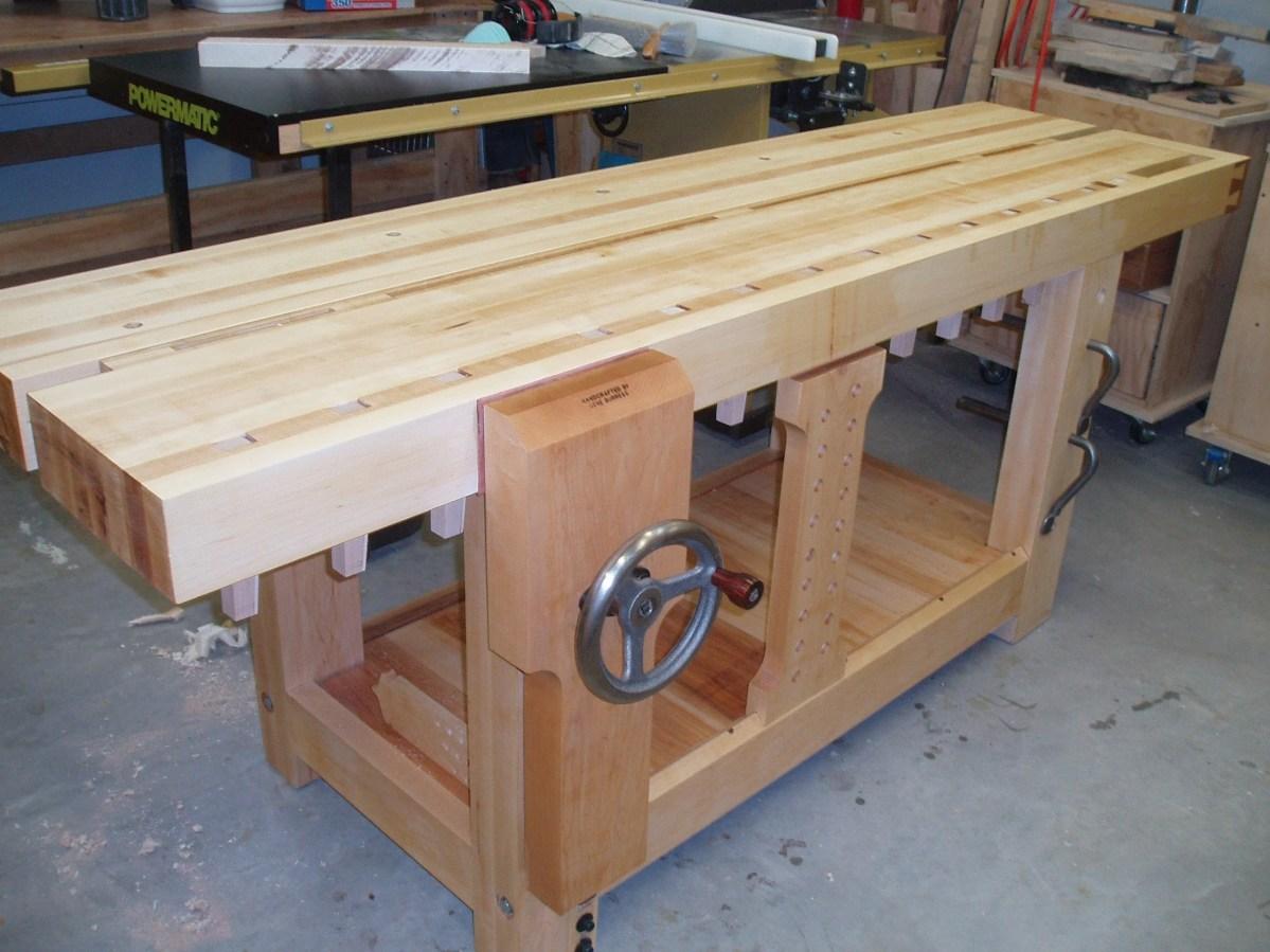 Workbench by Boyce Burress