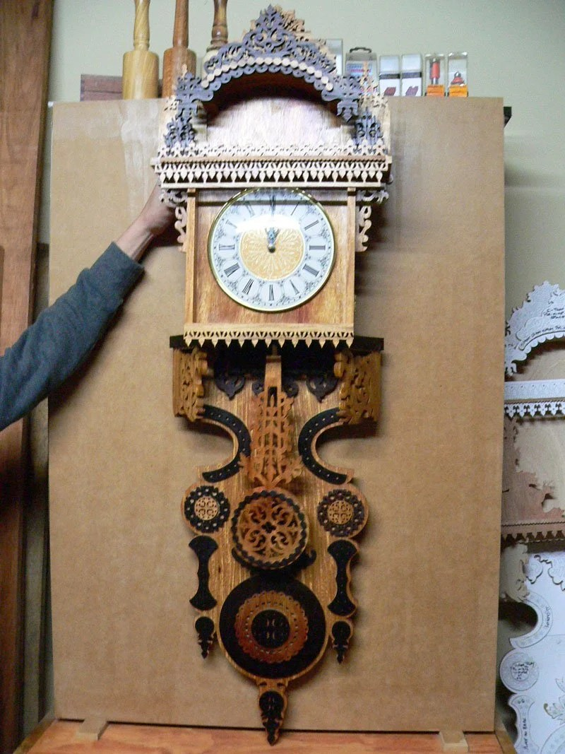 Wallclock by Salko Safic