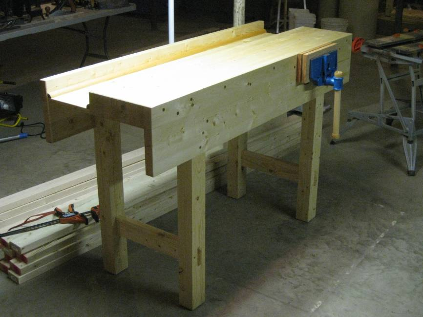 Workbench by Aaron C.