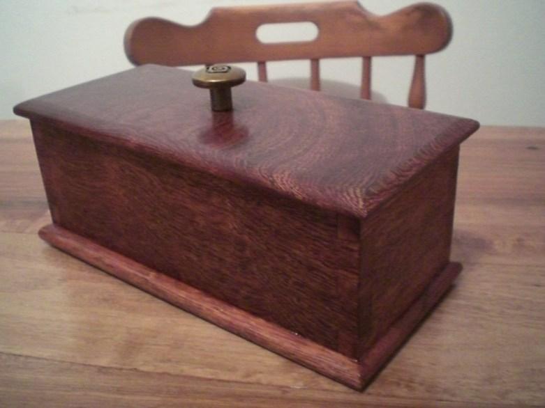 Dovetail Box by valeriodangelo