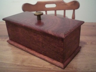 Dovetail Box by valeriodangelo