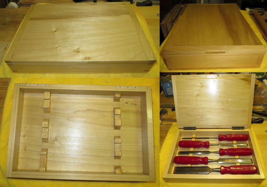 Dovetail Box by mercified