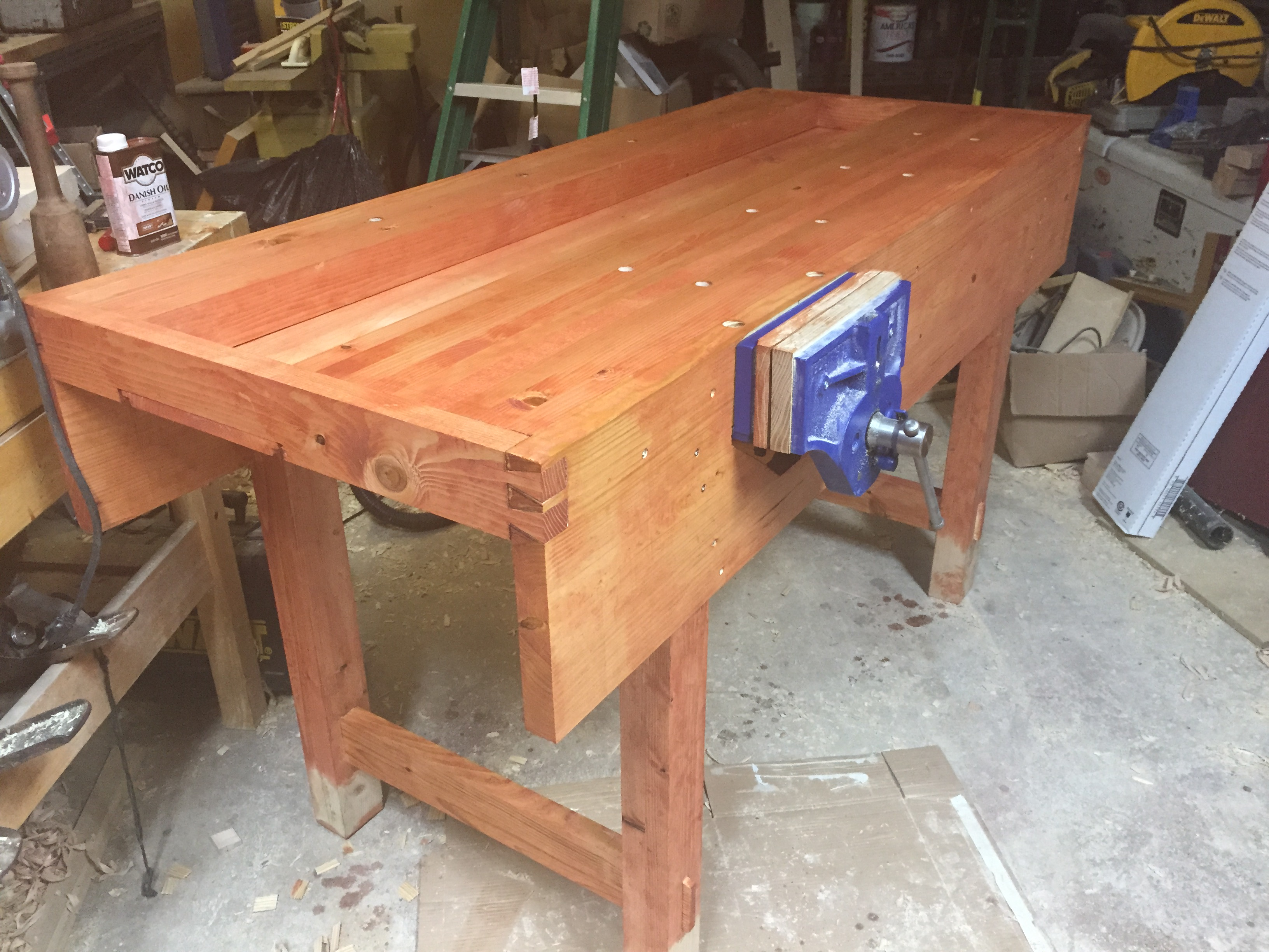 Workbench by texaspartsman