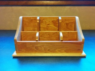 Dovetail Box by Bad Dog Woodworking