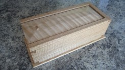 Dovetail Box by Jeff Hallam