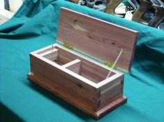 Dovetail Box by FarRed