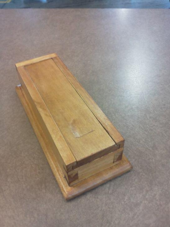 Pencil Box by Wesley Bryan