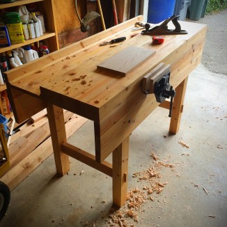 Workbench by Brett Dowden