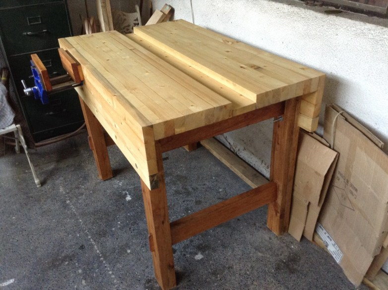 Workbench by HR